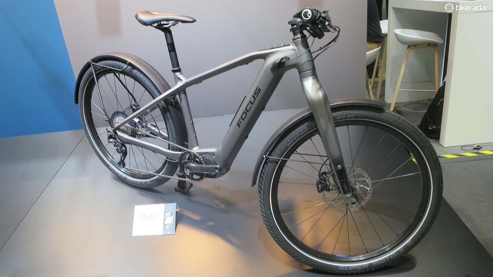 The Planet 9.8 is Focus's premium e-commuter