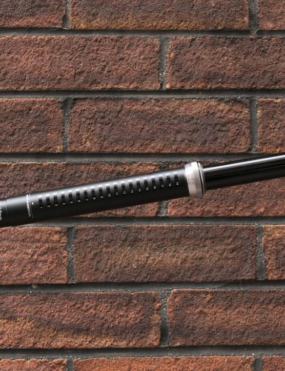 The Highline offers 160mm of drop and plenty of refinements to make things that little bit more reliable