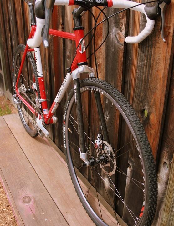 The LeMond Poprad Disc.