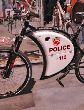 Porterbike Police Bike – Nee Naw Nee Naw Wooo Woooo....