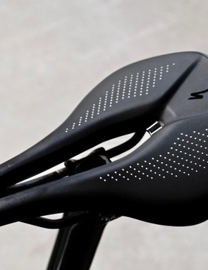 The standard Power with traditional polyurethane padding is a fantastic saddle, but can be a tad on the hard side for some riders