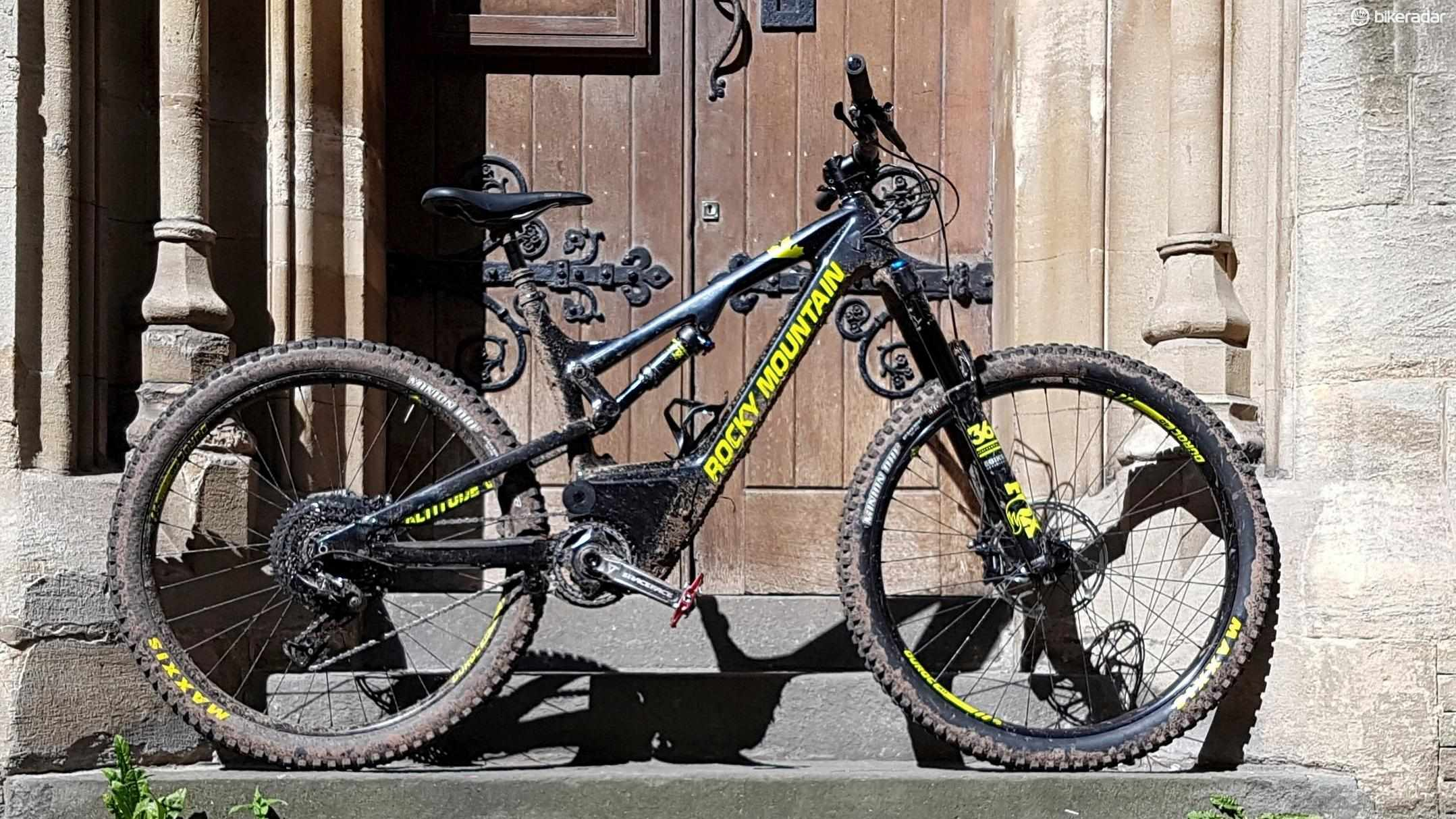 Rocky Mountain's Powerplay was perhaps one of the most surprising e-bikes of the year
