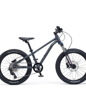 Prevelo offers five sizes of bikes, from a 12in wheeled balance bike up to a 24in wheeled mountain bike