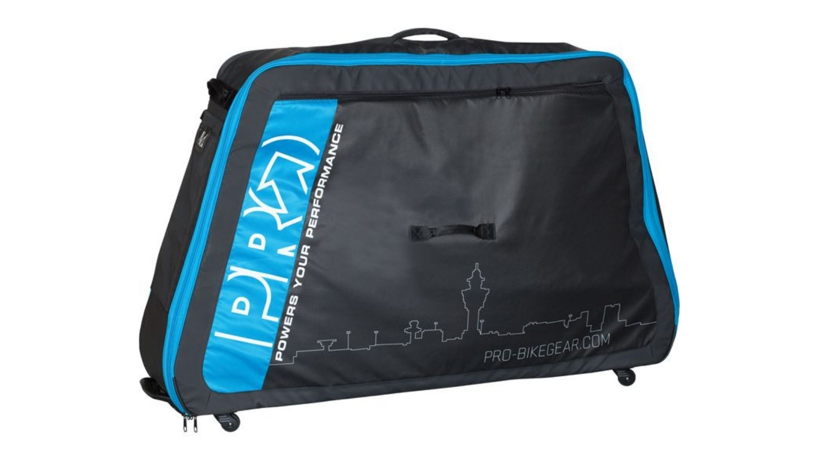 The Pro Travel Case Mega hits the sweet spot between low weight and protection