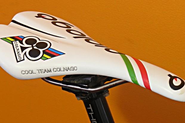 Prologo Nago 'Cool Team Colnago' saddle