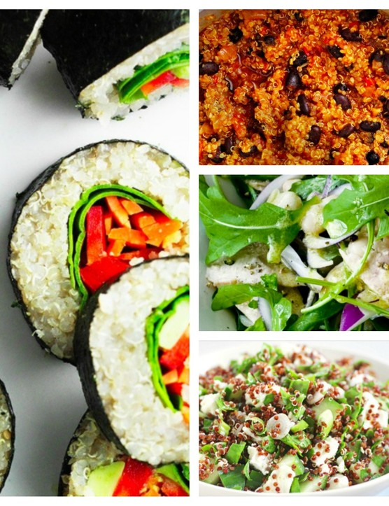 Tasty high-protein meals to help you refuel and recover after a hard ride