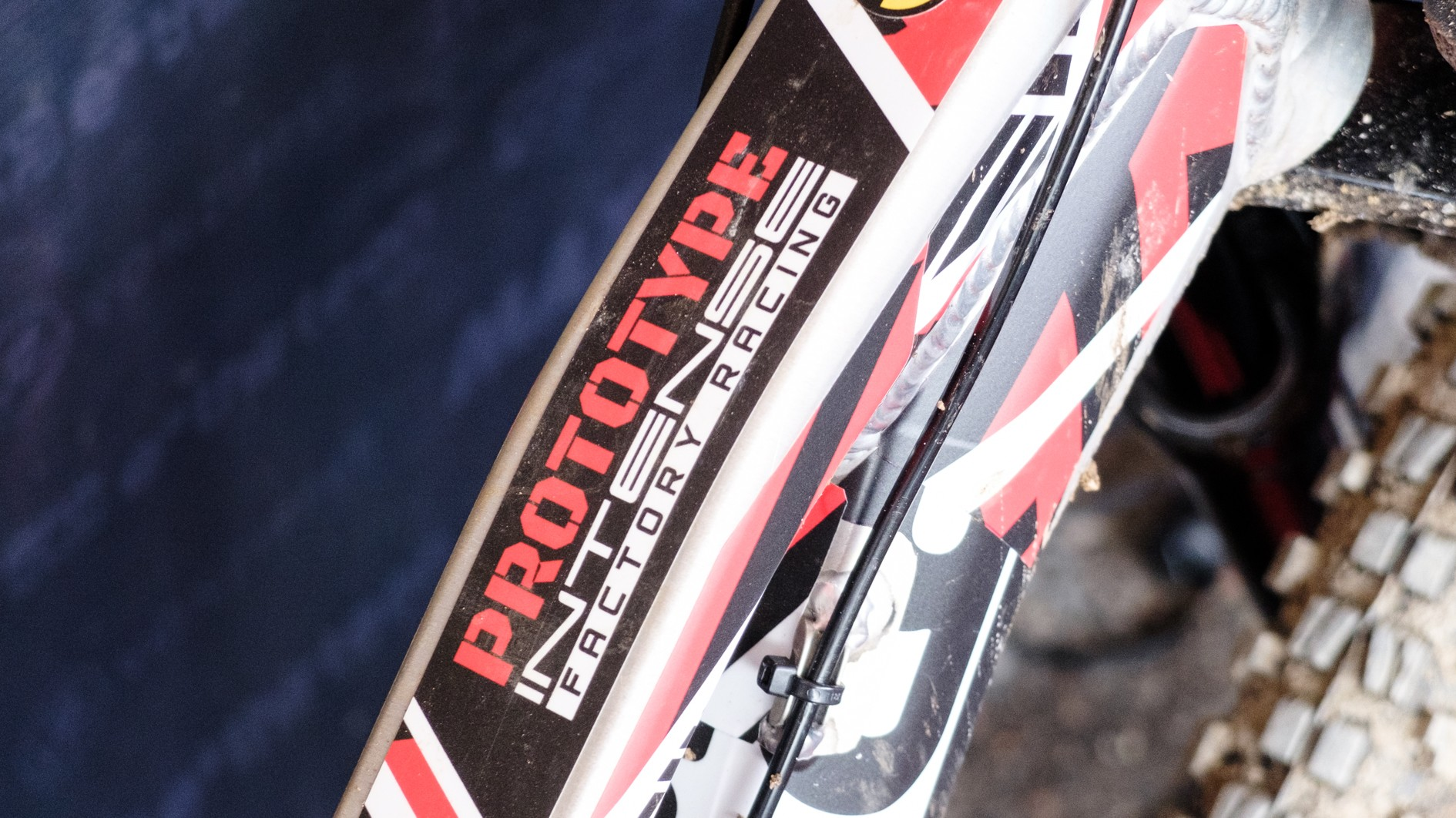 This new 29er is a prototype... for now