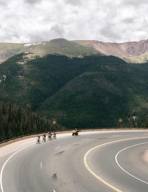 Mavic Haute Route Rockies is a seven-day Colorado adventure. I jumped in for stage 2