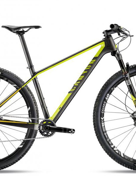 2017 Canyon Exceed CF SL 7.9 Pro Race