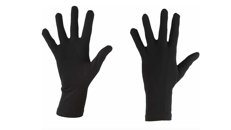 Massively extend the use of your comfy, flexy summer gloves with these luxury liners