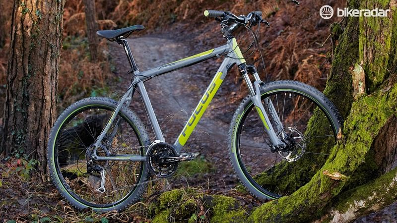Add drop bars to this 2013 hardtail and you've got a cutting-edge 2018 gravel bike