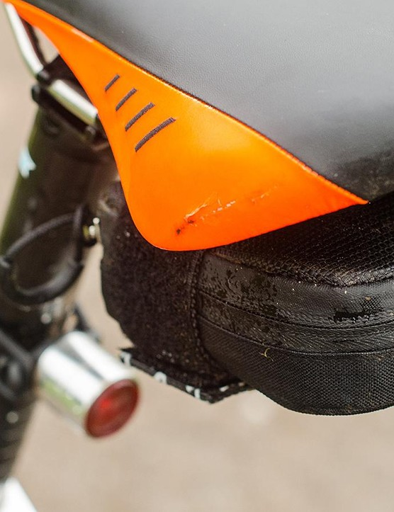 Saddlepacks are the bumbags of cycling, which is to say, awful and for awful people. For US readers, a bumbag is (UK readers look away now) a fanny pack