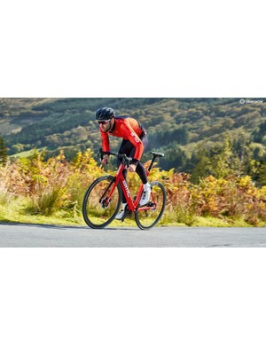 The BMC Teammachine SLR01 Disc is about as new-fangled as it gets, and by all accounts it's quite good…
