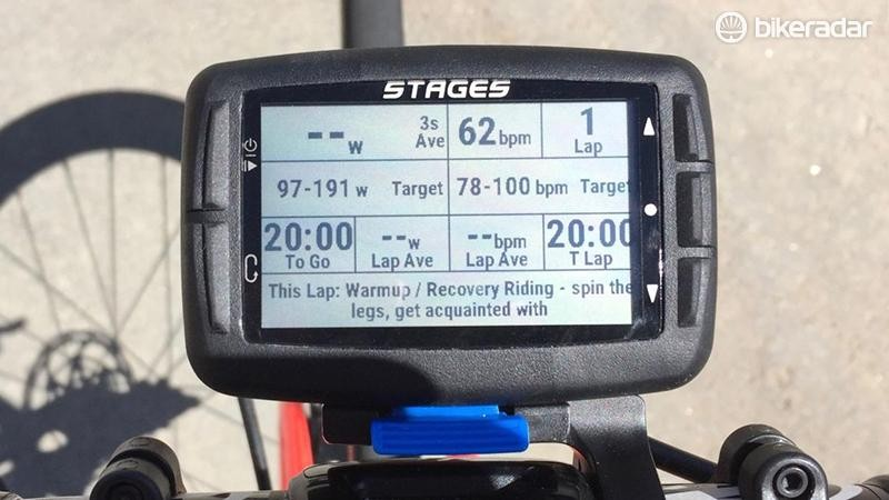 Dedicated training computers, such as the Stages Dash, make every ride a many-windowed laboratory of pain. Which is nice