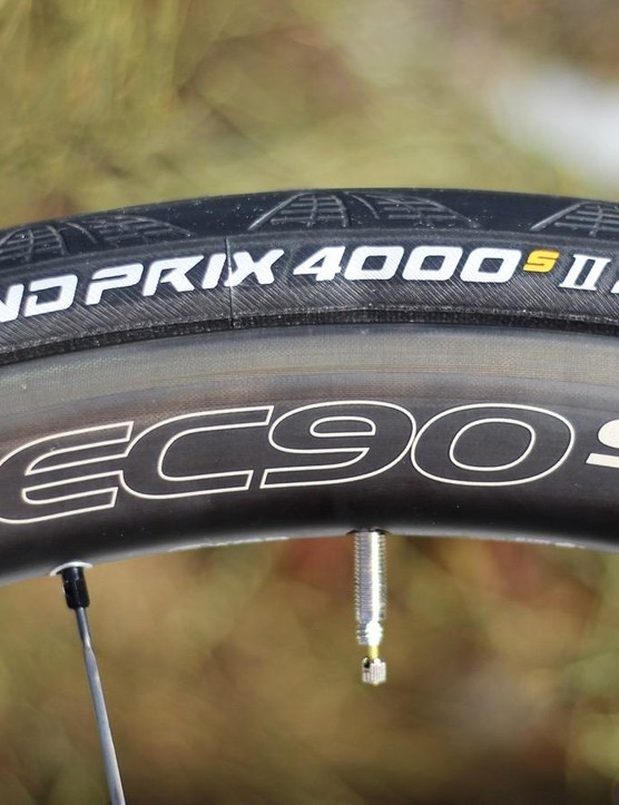 Swapping out your OE tyres for an aftermarket set is a great way to lighten your bike