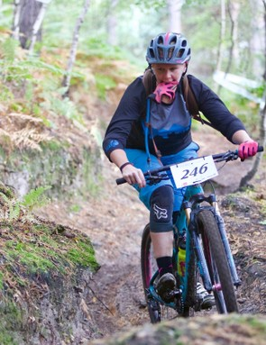 Racing could mean meeting more people to go riding with!