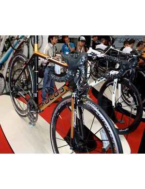 Milram will be riding the Izalco Extreme version which differs from the one pictured…