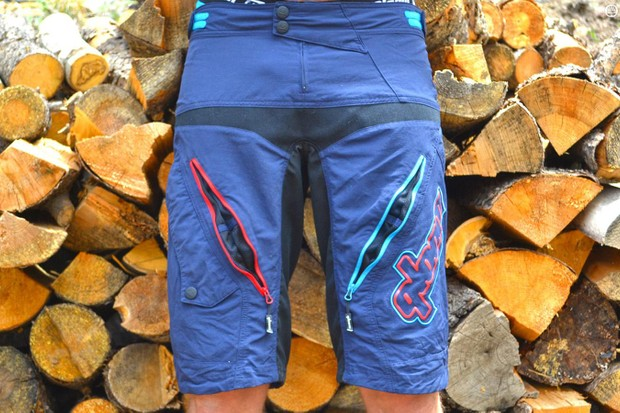 Qloom's surf-inspired Avalons are billed as their freeride/enduro shorts