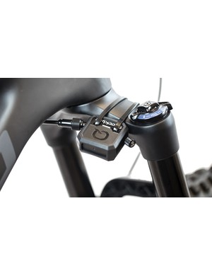The Quarq Shockwiz is perfect for geeking out over suspension setup