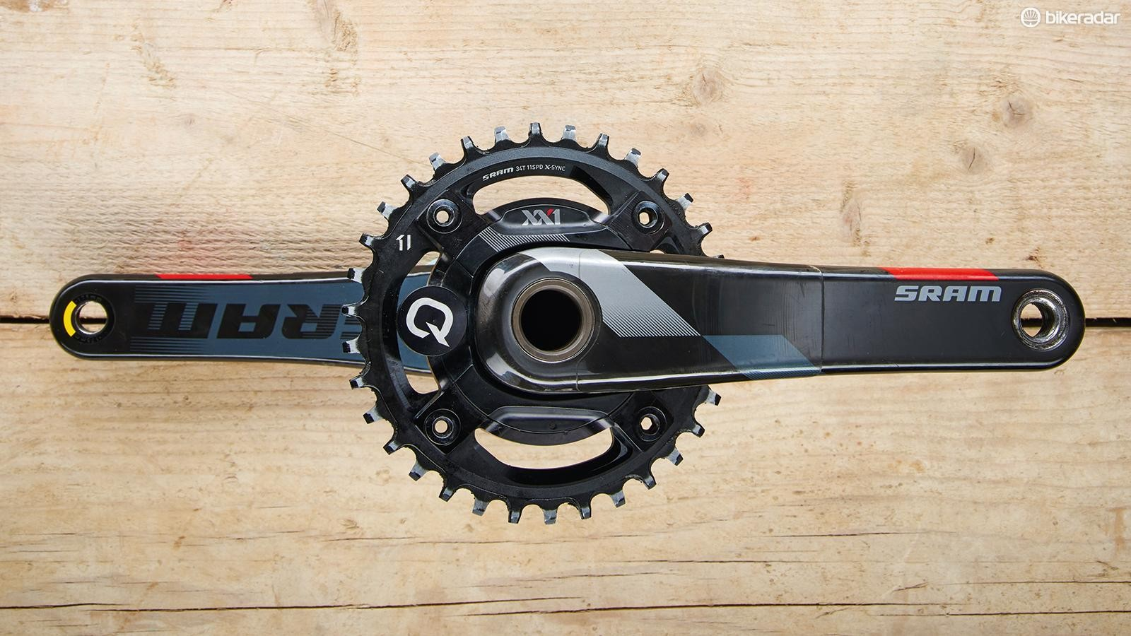 Quarq has built a strong reputation, which the XX1 power meter is only likely to add to