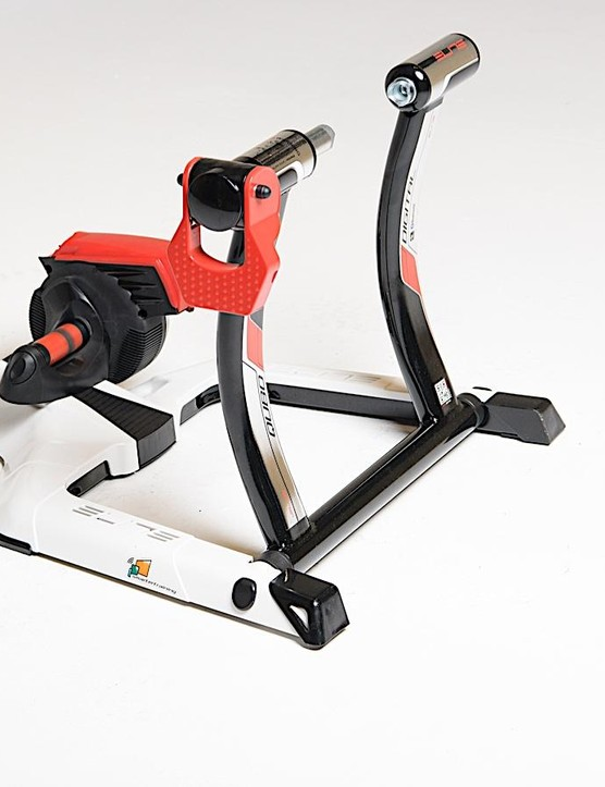 The Elite Qubo Digital Smart B+ is the most inexpensive smart trainer on the market