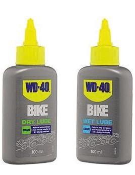Wet vs. dry lube