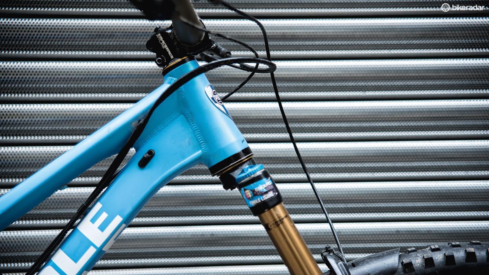 Tips for adjusting your bike's head angle using an angled headset