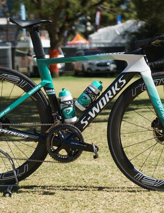 Jay McCarthy's Specialized S-Works Venge