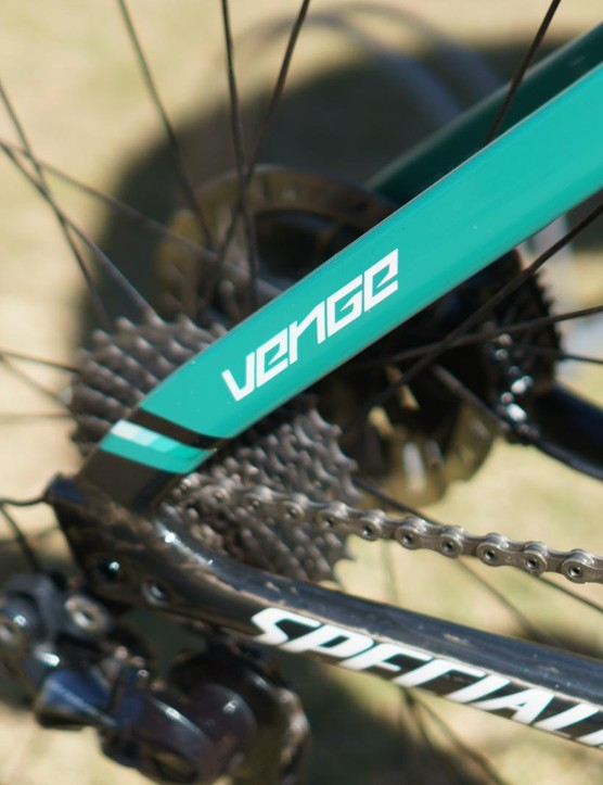 Both teams are on the S-Works Venge but which frame is nicer?