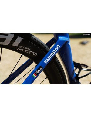The S-Works Venge is claimed to be one of the most aerodynamic bikes on the market