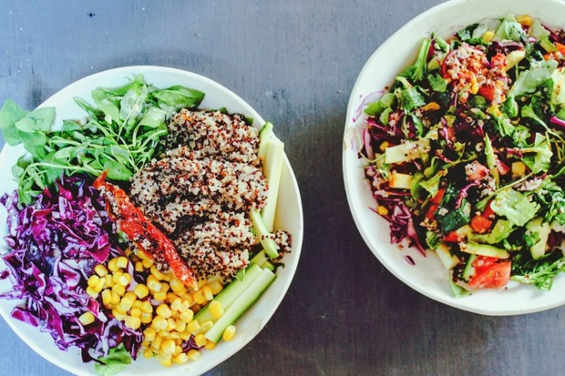 Try adding quinoa to a salad for a protein boost