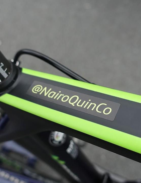 Social media is here to stay. Follow Nairo at @NairoQuinCo