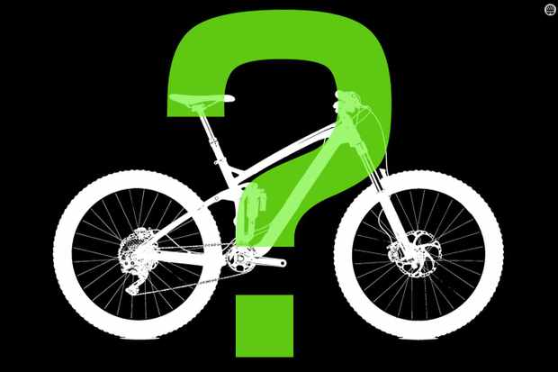 Can you guess the make and model of these 10 bikes based on their silhouettes?