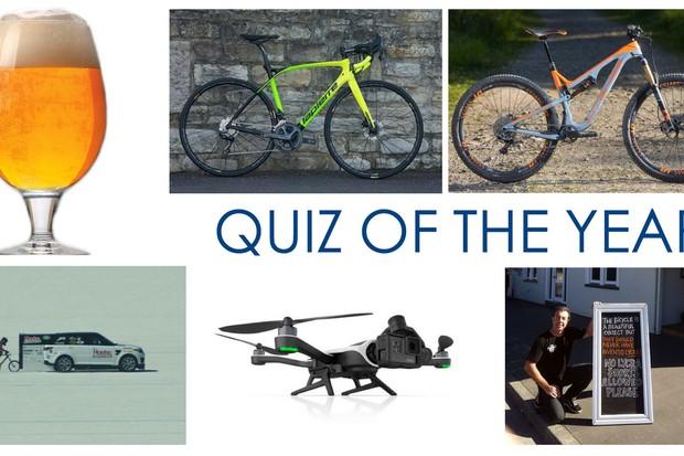 BikeRadar's 2016 trivia challenge