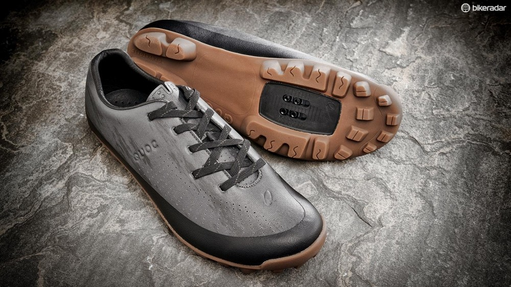 Quoc's Gran Tourer gravel shoes