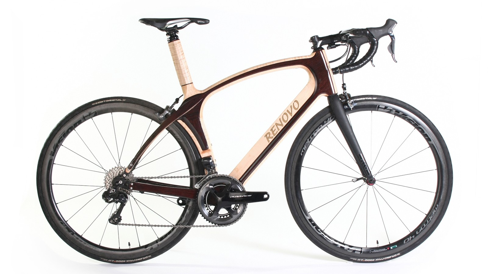 Renovo claims the wood and carbon construction is incredibly smooth