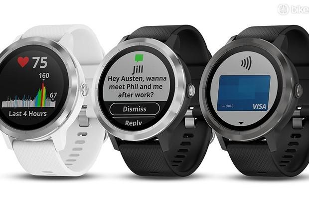 Garmin's latest smartwatch, the Vivosmart 3