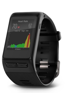 Continuous heart-rate monitoring is one of its key selling points