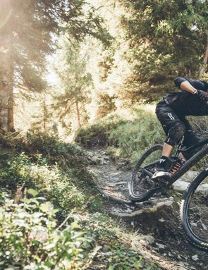 Yeah, we'd rather like to go and ride their trails