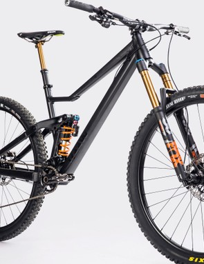 The RAW Madonna is a 160mm 29er enduro bike