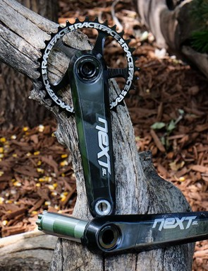 The Race Face Next SL G4 crankset is strong, impressively light and quite expensive