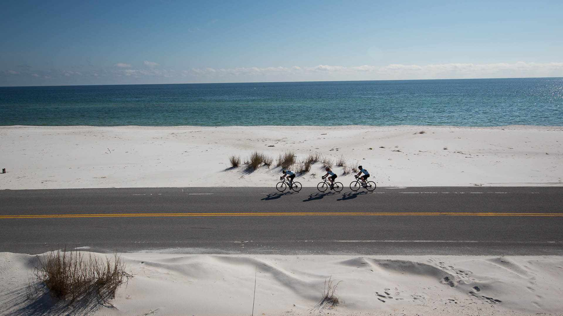 Race The World – where some hard days in the saddle ended with a dip in the sea followed by tequila