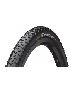 The Race King CX performs best in dry to mixed conditions, and comes in 35mm or 45mm widths