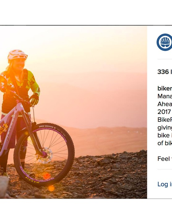 Hope Tech's Rachael Walker took over the BikeRadar Instagram account to give us an insight into her life in the bike biz