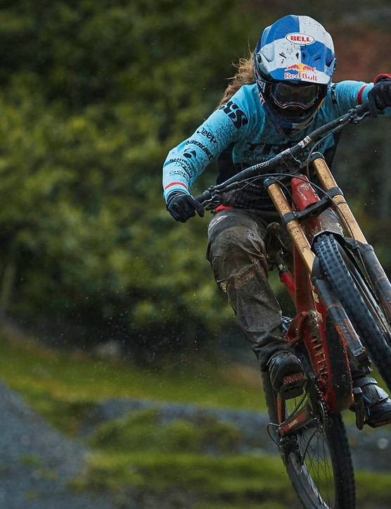 2016 will be Atherton's first season with Trek Bicycles