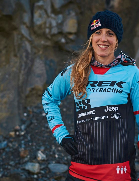 Rachel Atherton has been nominated for the prestigious Laureus World Action Sportsperson of the Year 2016