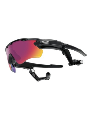 The Oakley Radar Pace gives you a bespoke cycling programme