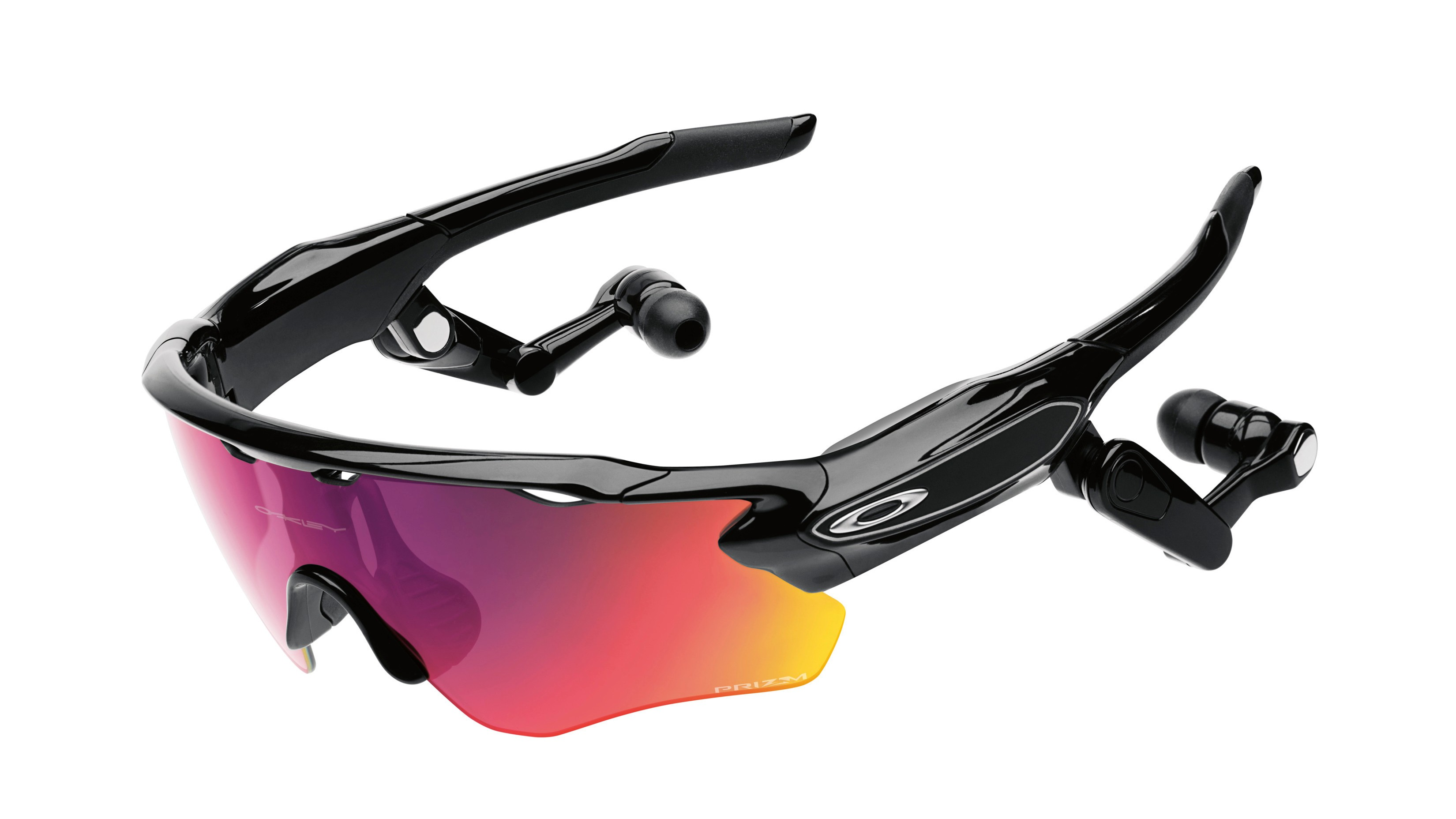 The Oakley Radar Pace designs sessions based on strength, stamina, speed and technique