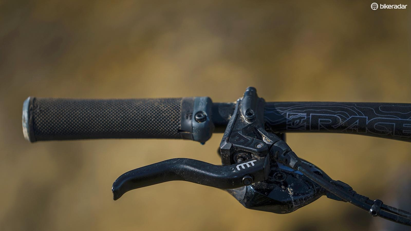 Not everyone will get on with Magura's potently powerful MT5 brakes