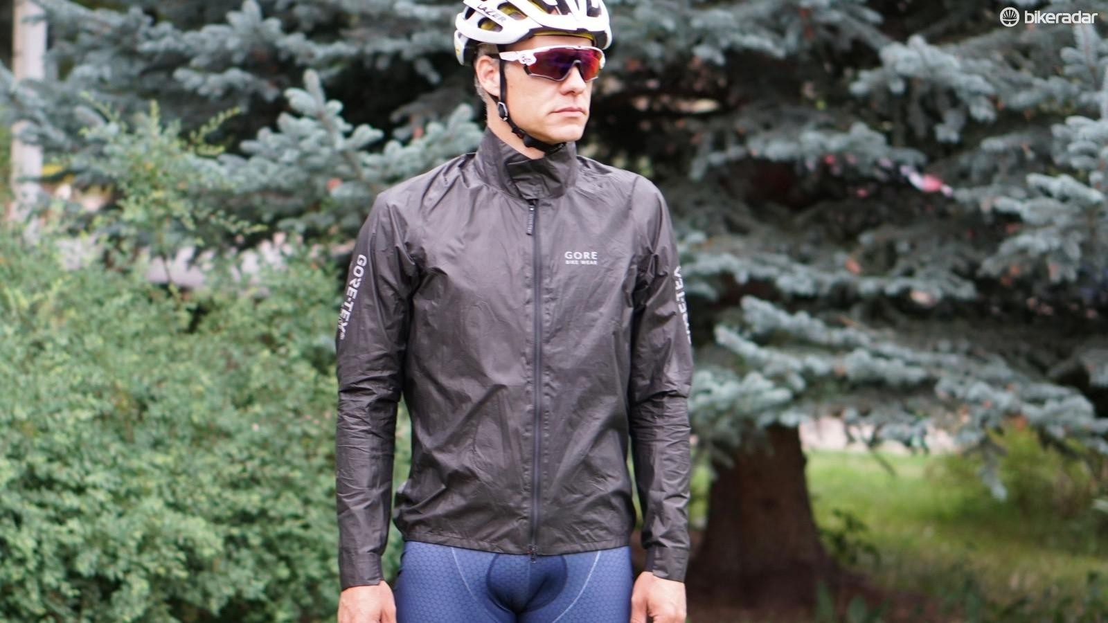 Gore Shakedry jackets are a high-end rain protection option